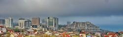 Одесский Фонтан со всех сторон окружен частоколом высоток (ФОТО)