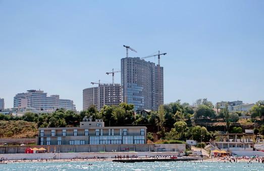 В Одессе СБУ обыскивает строительную компанию