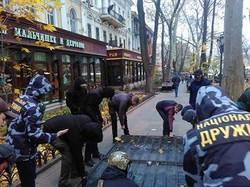 Мэру Одессы подарят ворота от Летнего театра