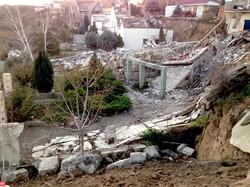 Жители Черноморска вновь обратили внимание городских властей на чрезвычайную ситуацию с оползнями