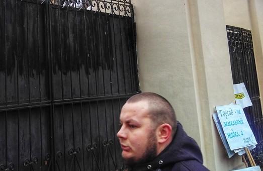 Известный одесский активист задержан полицией