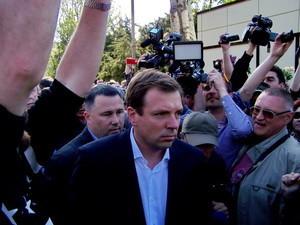 Генпрокуратура считает, что Скорик не виноват в избиении одесского Евромайдана и журналистов
