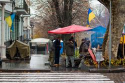 В Одессе продолжают требовать отставки прокурора области и начальника полиции (ФОТО)