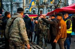 """Как в Одессе прокуратуру """"штормили"""" (ФОТО)"""