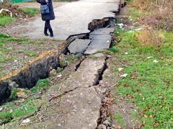 Город-спутник Одессы потратит на борьбу с оползнями еще пять миллионов