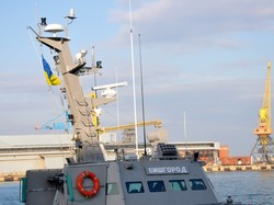 Новые бронекатера ВМС Украины назвали в честь малых городов (ФОТО)