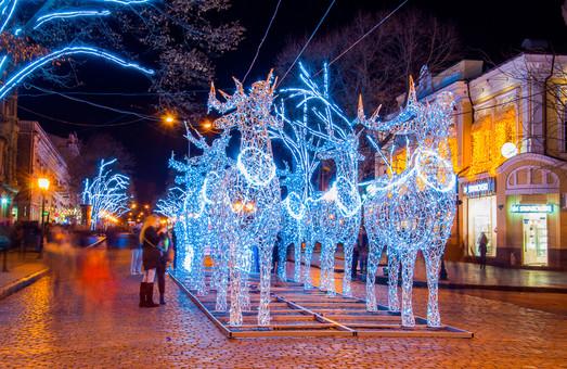 В Летнем театре Одессы пройдет рождественский фестиваль
