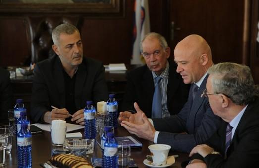 Что Труханов делает в Греции