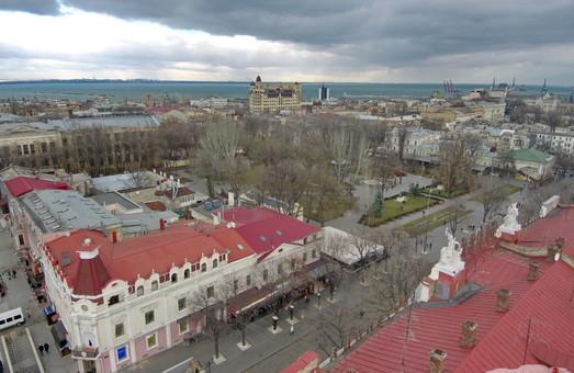 Благодаря туристам Одесса стала богаче на 9 миллионов гривен