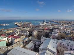 Летая над крышами: как выглядит весь центр Одессы с высоты (ФОТО, ВИДЕО)