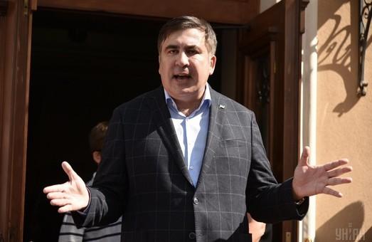 Саакашвили отвезли в аэропорт Борисполь и собираются депортировать