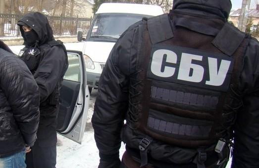 Сепаратиста из Луганска арестовали в Одессе