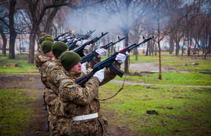 В Одессе почтили память военных, погибших в локальных конфликтах ХХ века (ФОТО)
