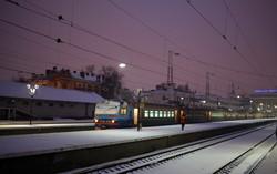 Утренняя Одесса в снегу (ФОТО)
