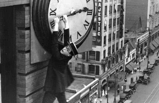"""На Потемкинской лестнице во время Одесского кинофестиваля покажут фильм """"Safety last"""""""