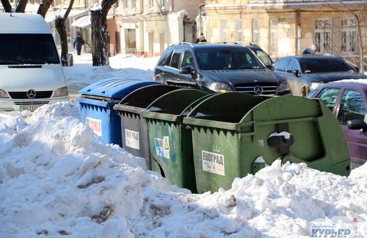 Часть одесситов будет вынуждена платить больше за вывоз мусора