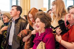 Как в Музкомедии отпраздновали День театра (ФОТО)