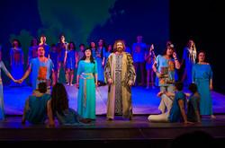 """В Одессе показали рок-оперу """"Моисей"""" (ФОТО)"""