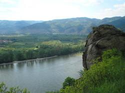 Вода в Дунае в районе Вилково в сантиметре до критической точки