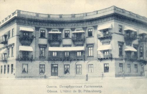 Один из полуциркульных домов на Приморском бульваре дождался реставрации