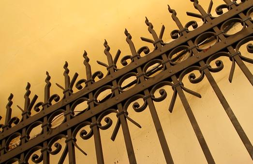 Восстановлены кованые ворота первого здания Ришельевского лицея на Дерибасовской