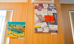 Архитектура в живописи: в Одессе открылась необычная выставка (ФОТО)