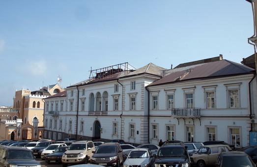 Памятник архитектуры в центре Одессы сдают в аренду по 82 гривны за квадратный метр
