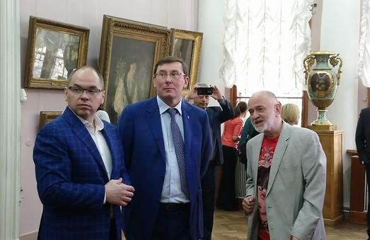 Прокурорский десант высадился в Одесском художественном музее