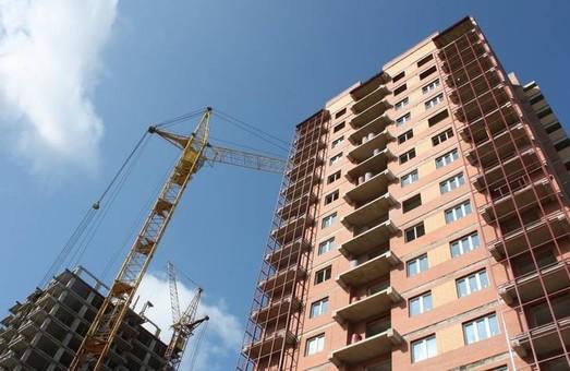 В Одесской области снижаются объемы строительства