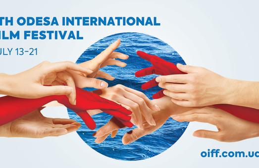 Презентован официальный имидж 9-го Одесского кинофестиваля