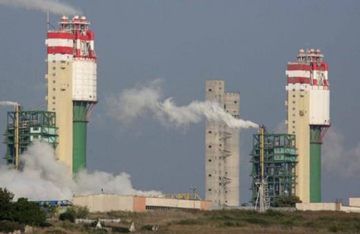 Одесский припортовый завод остановился из-за отключения газа