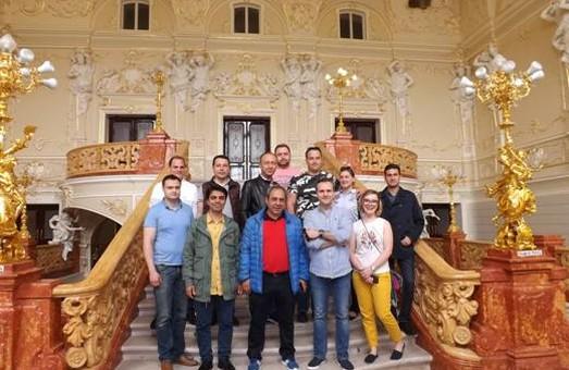 Туристический потенциал Одессы изучили турецкие тур-операторы