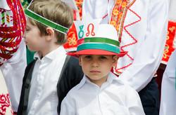 В Одессе исполнили болгарский национальный танец Хоро (ФОТО)