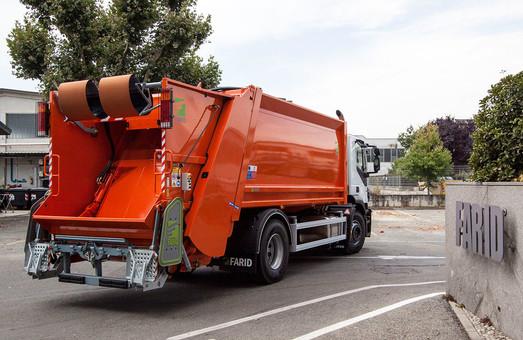 Тендер на поставку мусоровозов для Одессы выиграл «Торговый дом Стройпутьмаш»