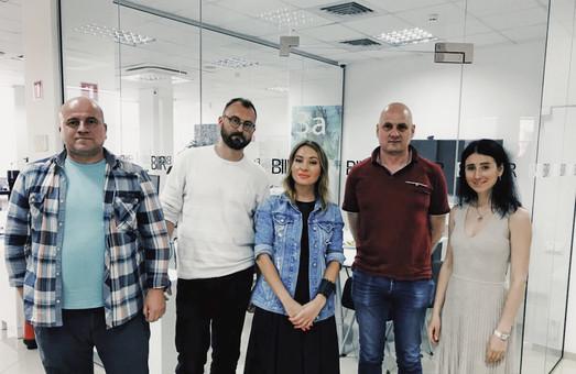 Датская компания планирует построить офис в Одессе у Потемкинской лестницы