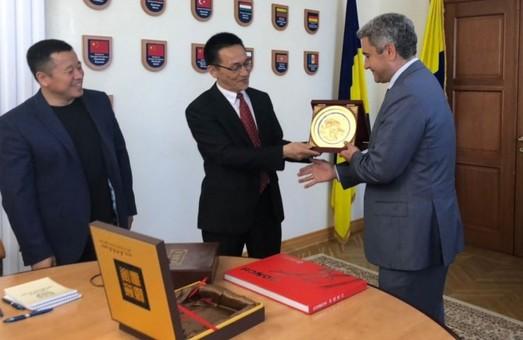 Китайский бизнес намерен осваивать строительную и туристическую отрасли Одесской области