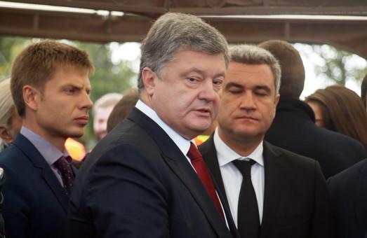 Где и когда Порошенко завтра будет в Одессе и области