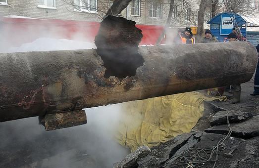 В Одессе объявили тендер на ремонт теплотрассы и котельной