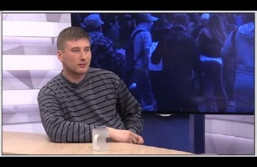 "Одесский журналист оказался в ""списке Бабченко"""