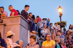 В Одессе на Потемкинской лестнице собрались тысячи любителей классической музыки (ФОТО)