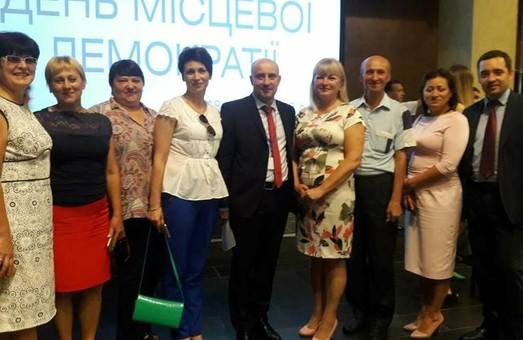 Одесситы приняли участие в работе  ХIV Украинского муниципального форума