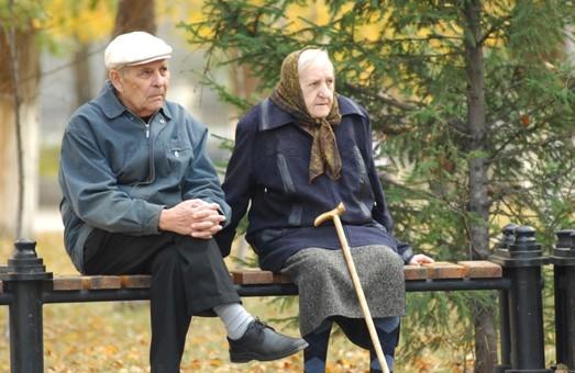 Треть населения Одесской области составляют пенсионеры