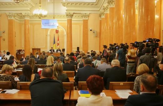 Кто из депутатов Одесского горсовета лоббирует свои интересы: КИУ