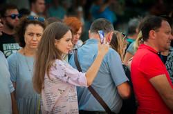 На Думской площади состоялось закрытие Black Sea Music Fest (ФОТО)
