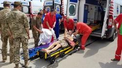 В Одессу прибыл очередной борт с ранеными (ФОТО)