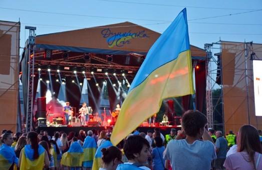 Около 14 тысяч гостей посетили рок-фестиваль «Дунайская Сич» в Измаиле