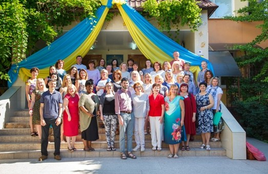 Специалисты из США провели в Одессе тренинг для учителей английского языка