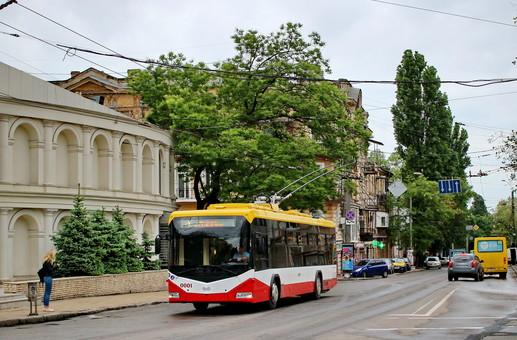 Как европейские международные финансовые структуры предполагают развивать общественный транспорт Одессы