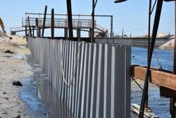 Соединительный канал Черное море - Тилигульский лиман временно перекрыт