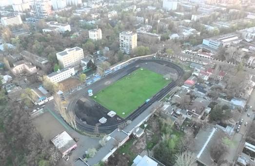 В Одессе на части территории стадиона «Динамо» возведут админцентр